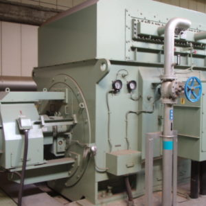 Used Steam Turbine Generator, NihonZoki, made in Japan