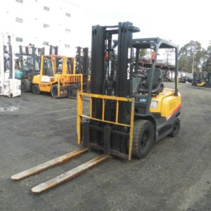 a picture of the used TCM forklift 2.0ton